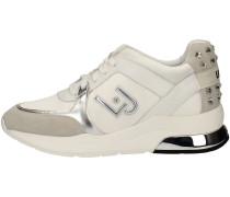 Sneaker B18021T2039 Sneakers Frau Weiss