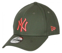 Schirmmütze Lega Essential 9Forty Cap New York Yankees Hut Grun