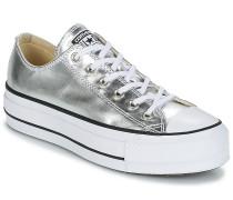Sneaker Chuck Taylor All Star Lift Clean Ox Metallic Canvas