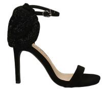 Sandalen V17103 Sandalen mit absatz Frauen Schwarz
