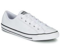 Sneaker CHUCK TAYLOR ALL STAR DAINTY GS LEATHER OX
