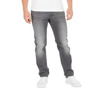 Slim Fit Jeans Herren Tim Original Slim 067 Jeans, Grau