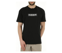 T-Shirt Simbai Herren T-Shirt Schwarz N0YHMY041