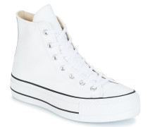 Sneaker CHUCK TAYLOR ALL STAR LIFT CLEAN LEATHER HI
