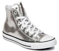 Sneaker CHUCK TAYLOR ALL STAR METALLIC SNAKE LEATHER HI