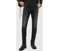 Slim Fit Jeans TEPPHAR-X 0098B