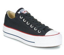 Sneaker Chuck Taylor All Star Lift Clean Ox Core Canvas