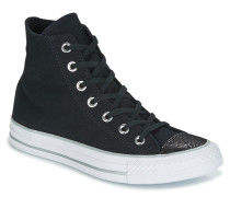 Sneaker Chuck Taylor All Star Hi Tipped Metallic Toecap