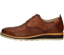 Schuhe M7L-4228 Lace up shoes Mann Leather