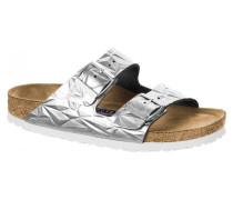 Hausschuhe Arizona Glattleder Soft-Fußbett Spectral