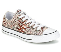 Sneaker CHUCK TAYLOR ALL STAR FASHION SNAKE OX BROWN/BLACK/WHITE