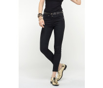 Skinny-Jeans aus Stretch-Denim