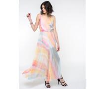 Kleid aus ultraleichtem Georgette