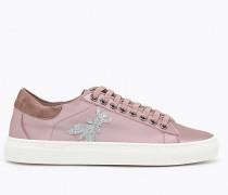 Sneakers aus Satin