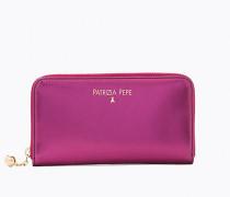 Zip-Around-Portemonnaie