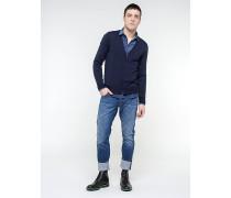 Skinny Jeans mit 5 Taschen