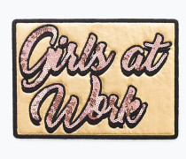 Girls at Work Patch