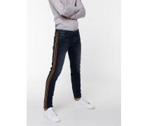 Skinny-Jeans aus Denim