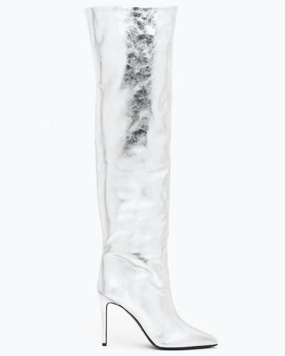 Stiefel mit hohem Absatz