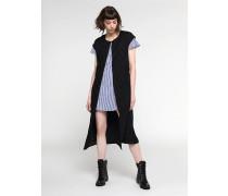 Kleid aus Baumwollpopelin