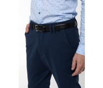 Hose aus Baumwolljersey mit Stretch