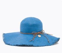 Hut aus Naturfasern