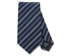 Regimental Krawatte aus Seide