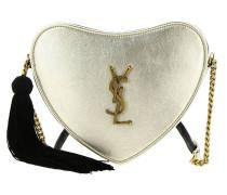 Sac Coeur Tasche aus Laminiertem Leder