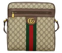 Ophidia Tasche aus Gg Supreme Leder mit Webband
