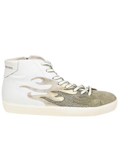 Leather Crown Herren Sneakers Günstige Online Factory-Outlet-Verkauf Online Auslass Professionelle Schnelle Lieferung sZ0Ca