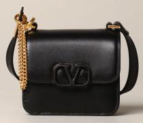 Leder Tasche Vlogo Micro