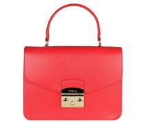 Handtasche Tasche Metropolis S aus Texturiertem Leder