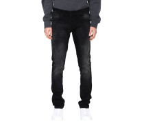 Jeans aus Stretch Denim