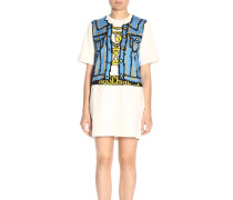 Capsule Collection Pixel Kleid aus Baumwolle