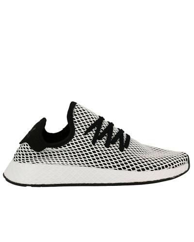adidas Herren Sneakers Sneakers Deerupt Runner Originals in Knit und Mesh Stretch Netz Effekt Neuester Günstiger Preis 95J9df