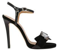 Sandalen mit Absatz