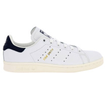 Stan Smith Sneakers aus Leder mit Kontrastabsatz