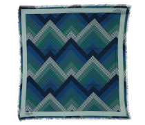 Schal mit Zick-zack Muster