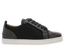 Louis Junior Spikes Sneakers aus Leder und Mesh