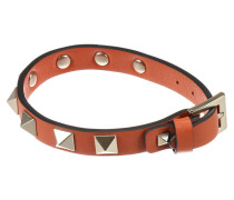 Modeschmuck Rockstud Armband mit Maxi Metallnieten