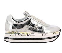 Beth Sneakers aus Verspiegeltem Leder