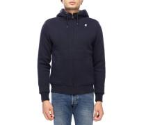 Sweatshirt Strickjacke Herren