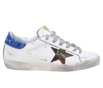 Superstar Sneakers aus Leder