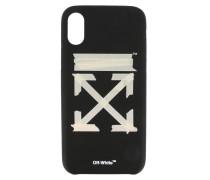 Iphone Xs Cover mit Logo-aufdruck