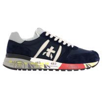 Lander Sneakers aus Wildleder und Nylon mit Logo