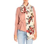 Twin-Set Schal mit Blumenmuster