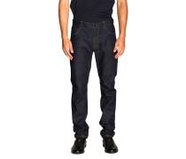 Jeans in Slim Used Denim
