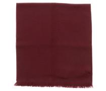 Schal aus Basic Wolle mit Logo