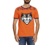 T-shirt T-shirt aus Reiner Baumwolle