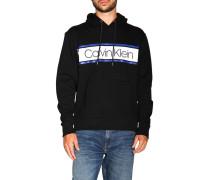 Sweatshirt mit Kapuze und Maxi-logo